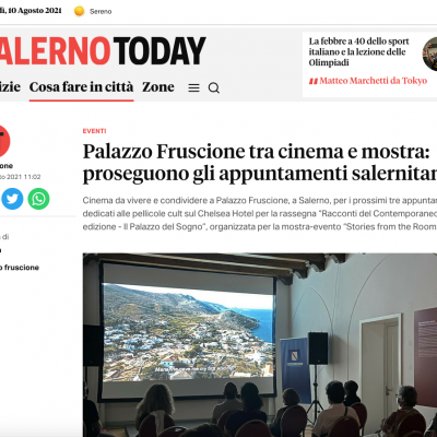 Salerno Today 09/08/2021