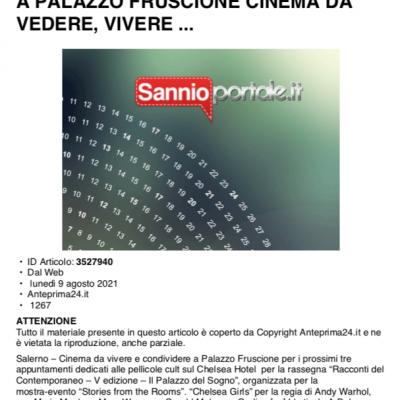 Sannio Portale 09/08/2021