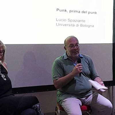 FOREVER PUNK, con Manolo Farci, Lucio Spaziante, Linda Barone