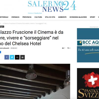 Salerno News 24 del 09/08/2021