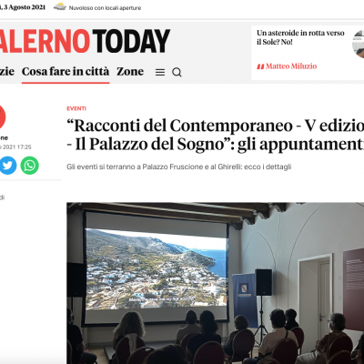 Salerno Today 02/08/2021