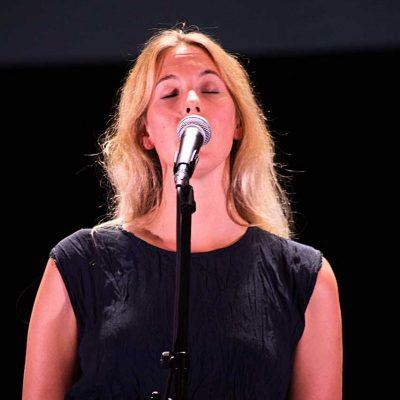 04/09/2021 SONGS FROM THE ROOMS Concerto con la direzione artistica di Matteo Saggese - Nicki Wells