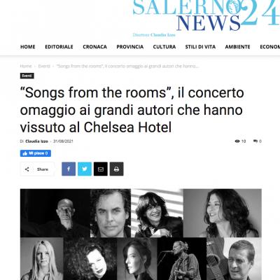 Salerno News 24 31/08/2021