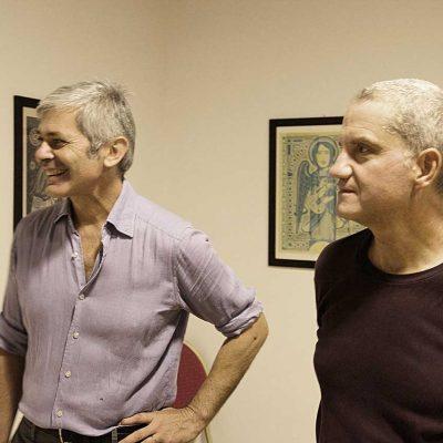 Marco Russo e Pino Musi